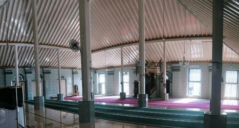 interior masjid lawang kidul.