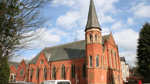 Masjid Didsbury dan Islamic Center – Manchester Inggris