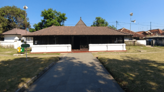 Langgar Agung Keraton Kasepuhan Cirebon