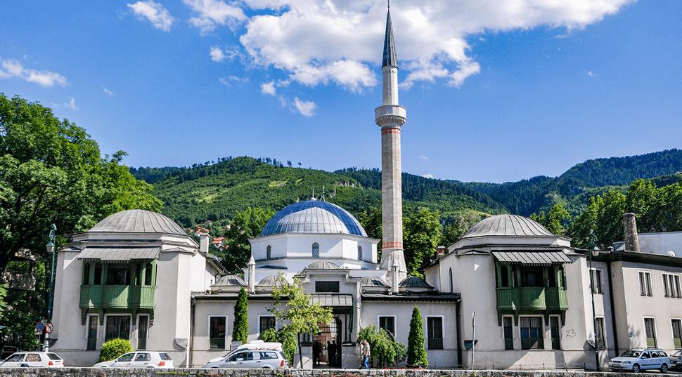 masjid The Emperors