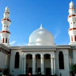 Masjid Agugn Al-Makmur Lampriet – Banda Aceh