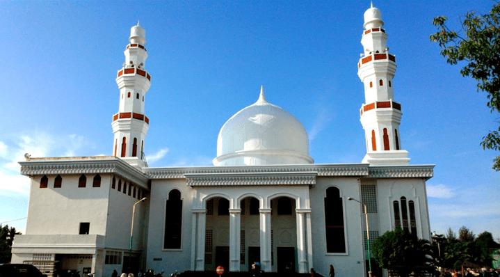 masjid agung al makmur