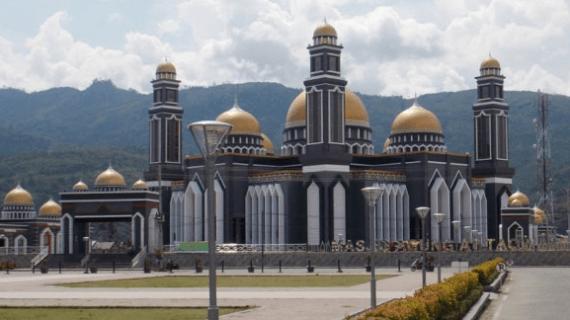Masjid Agung At-Taqwa Kutacane, Aceh