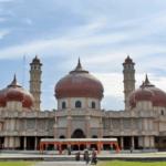 Masjid Agung Baitul Makmur Meulaboh – Aceh Barat
