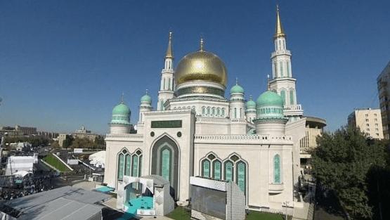 Masjid Katedral – Masjid Agung Kota Moskow Rusia