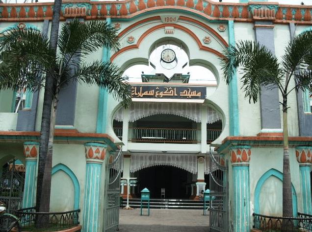masjid agung kauman