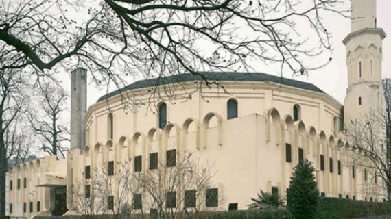 Masjid Agung Brussels, Belgia