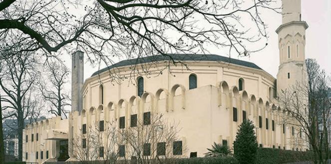 masjid agung kota brussel