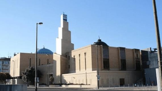 Masjid Agung Lisabon – Portugal