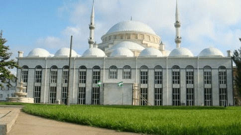 Masjid Agung Makhachkala – Dagestan Rusia