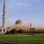 Masjid Agung Sultan Qaboos – Muscat Oman