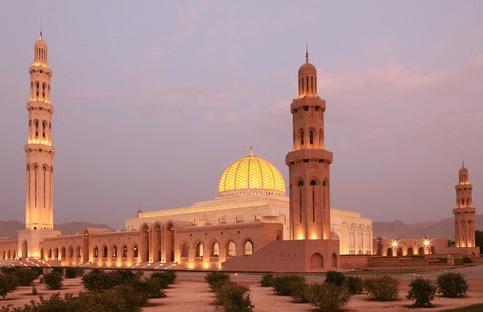 masjid agung sultan qaboos