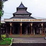 Masjid Agung Sumedang Jawa Barat