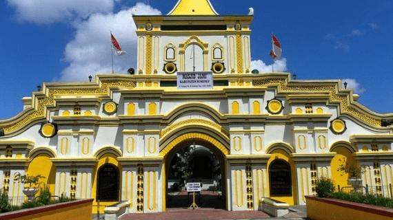 Masjid Agung Sumenep Madura