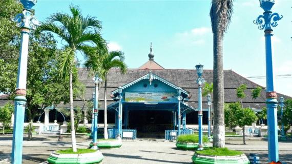 Masjid Agung Surakarta – Jawa Tengah