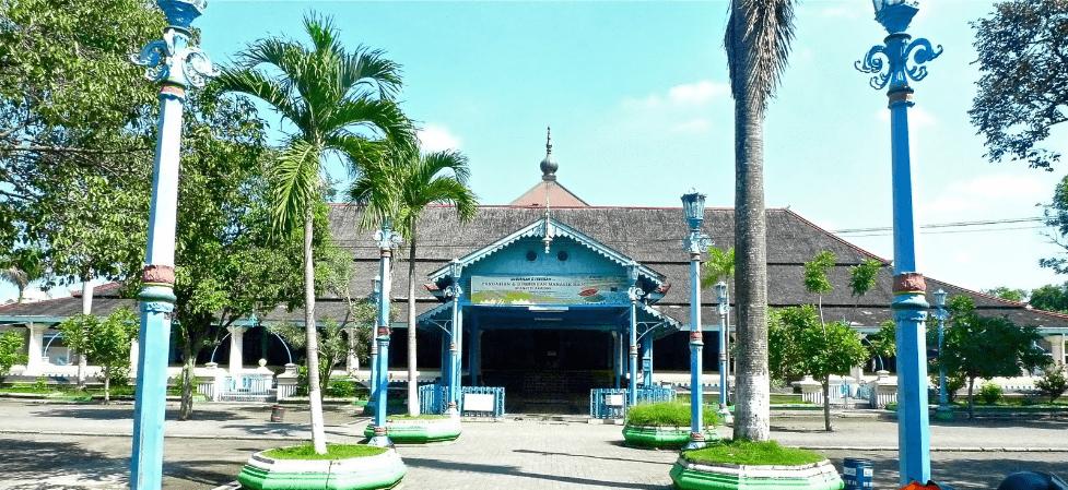 masjid ageng surakarta