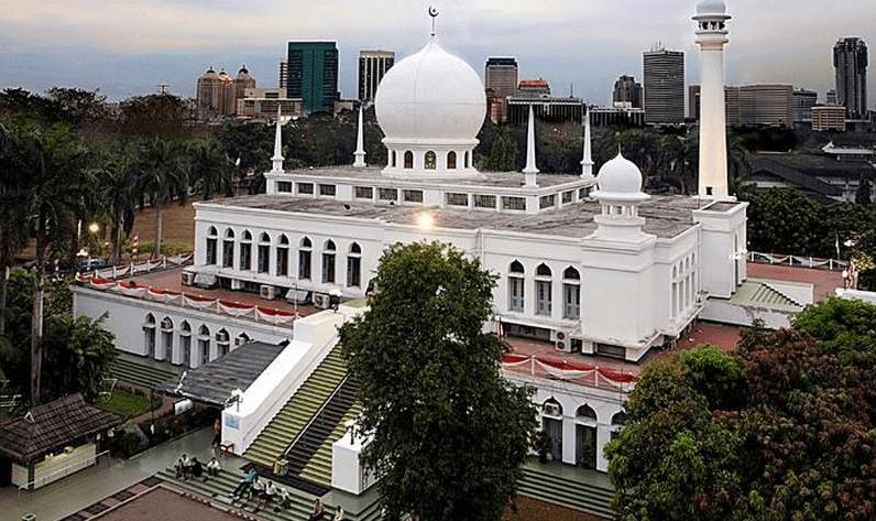 masjid al azhar jakarta
