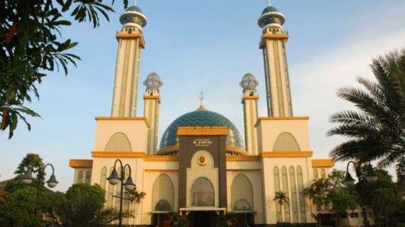 Masjid Agung Al-Barkah Kota Bekasi