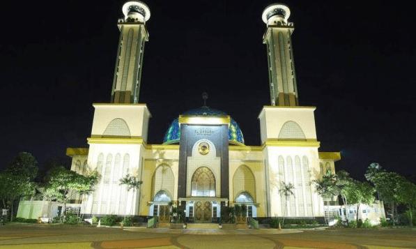 masjid al-barkah.