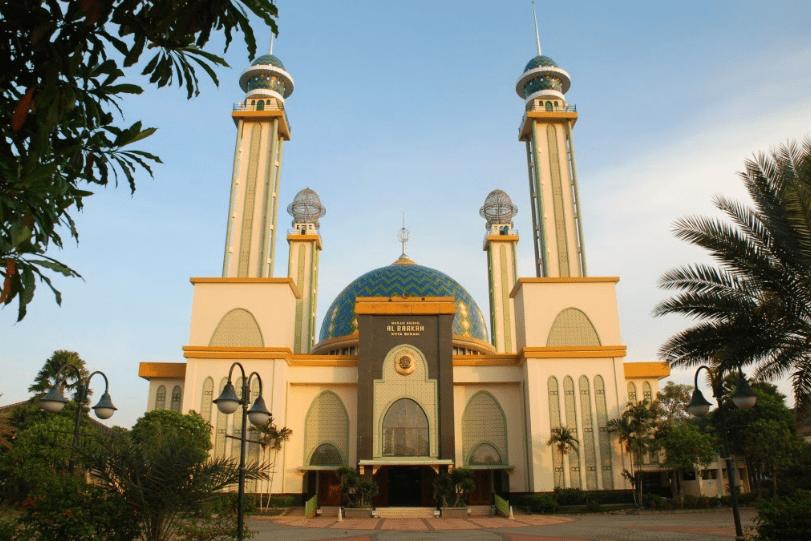 masjid al-barkah