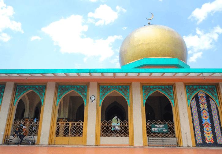 masjid al dahab manila