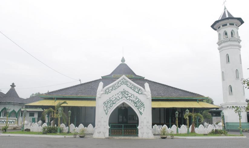masjid al wustho