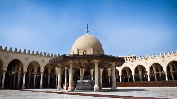 Masjid Amru Bin Ash, Kairo Mesir