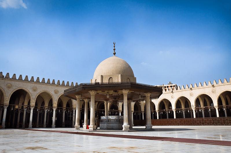 masjid amru bin ash