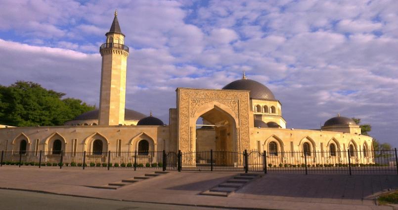 masjid ar rahma