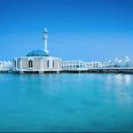 Masjid Arrahmah – Masjid Terapung Jeddah Saudi Arabia