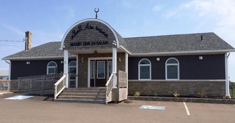 Masjid Dar-As-Salam – Masjid Pertama di P.E.I Kanada