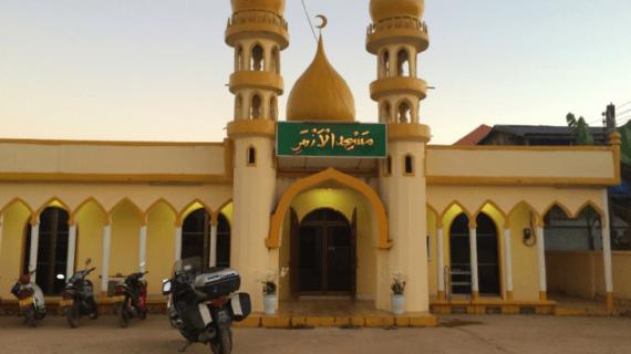 Masjid Azhar – Viantiane Laos