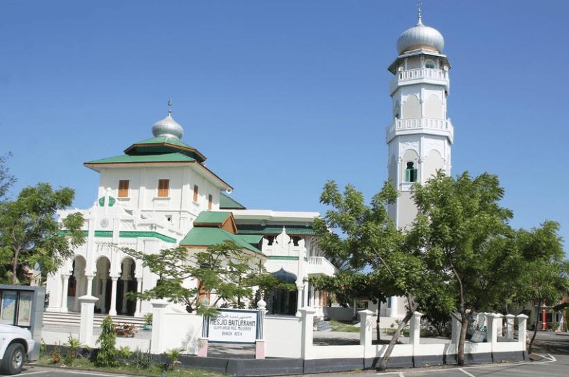 masjid baitulrrahim