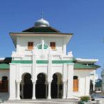 Masjid Baiturrahim Ulee Lheue – Banda Aceh