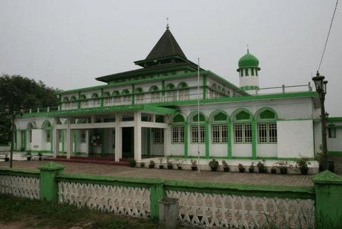 masjid batu al ikhsaniyah