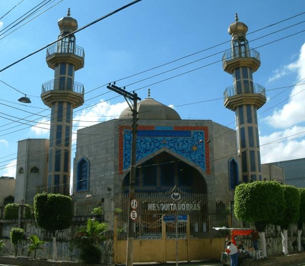 masjid bras brasil
