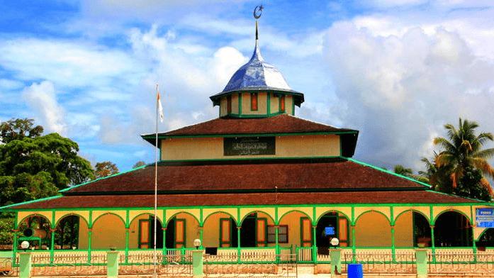 masjid bulungan