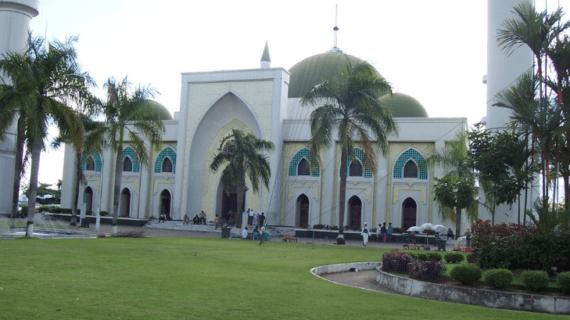 Masjid Raya Darussalam – Samarinda