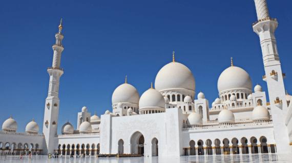 Masjid Agung Sheikh Zayed – Uni Emirat Arab