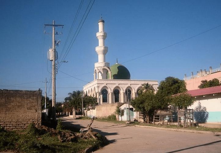 masjid di colombia