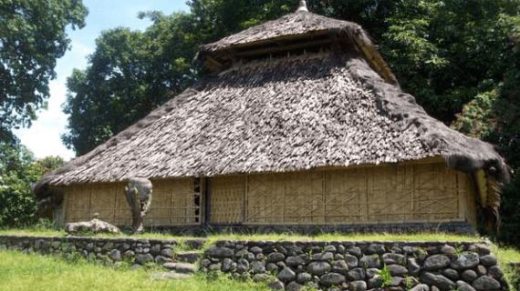 Masjid Kuno Bayan Beleq, Pulau Lombok
