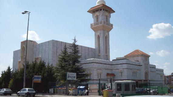 Masjid dan Pusat Kebudayaan Islam – Madrid Spanyol