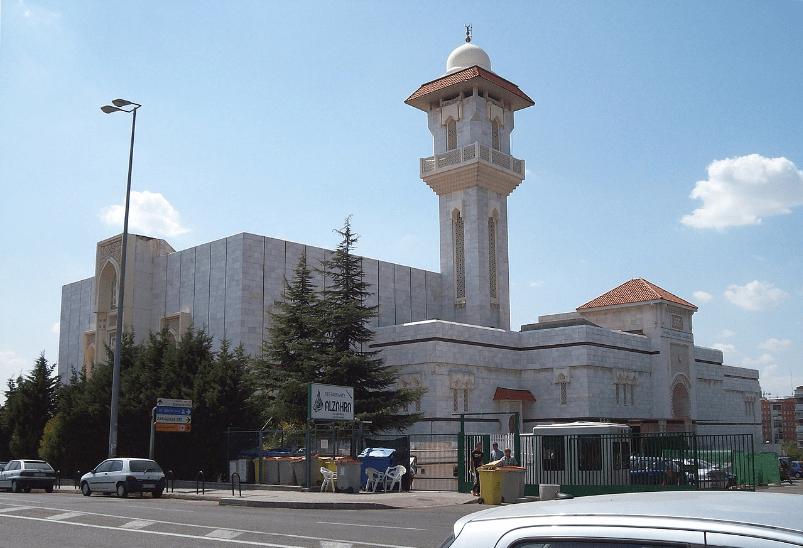masjid di spanyol