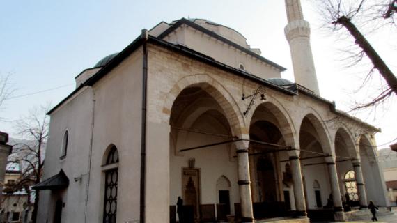 Masjid Gazi Husrev-Beg – Sarajevo