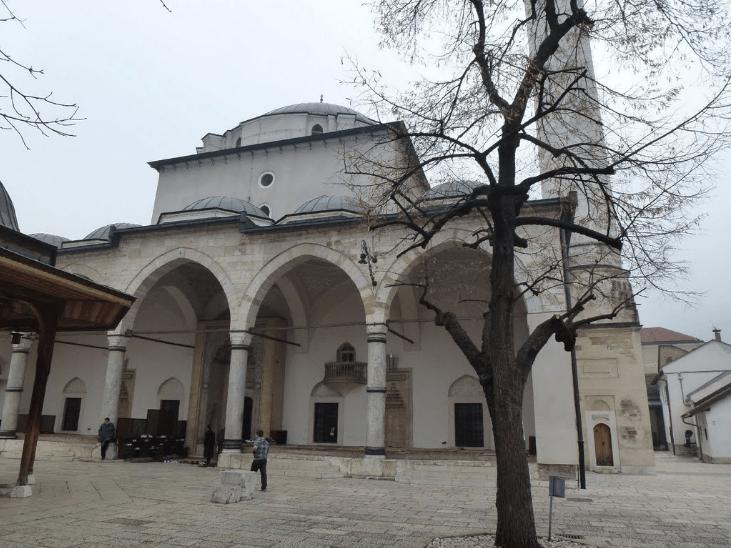 masjid gazi husrev