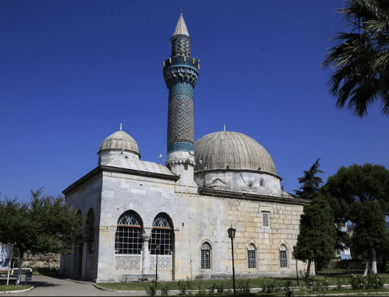 masjid hijau