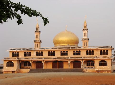 masjid internasional dubai
