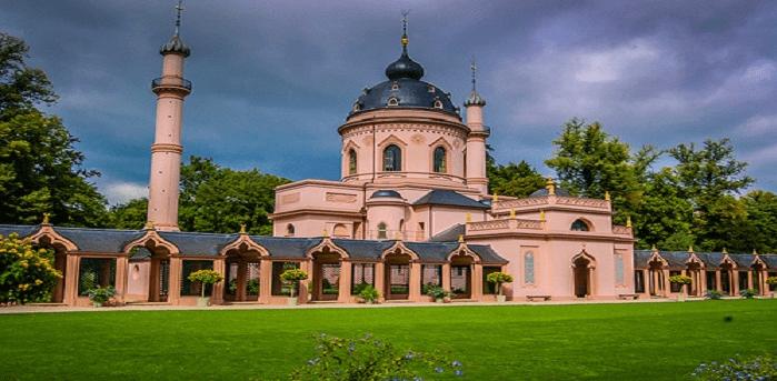 masjid istana