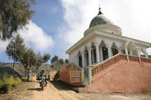 masjid jabal nur