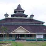 Masjid Jami' Sultan Syarif Abdurrahman – Masjid Tertua di Pontianak Kalimantan Barat